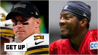 Is Drew Brees in danger of being replaced by Jameis Winston? | Get Up