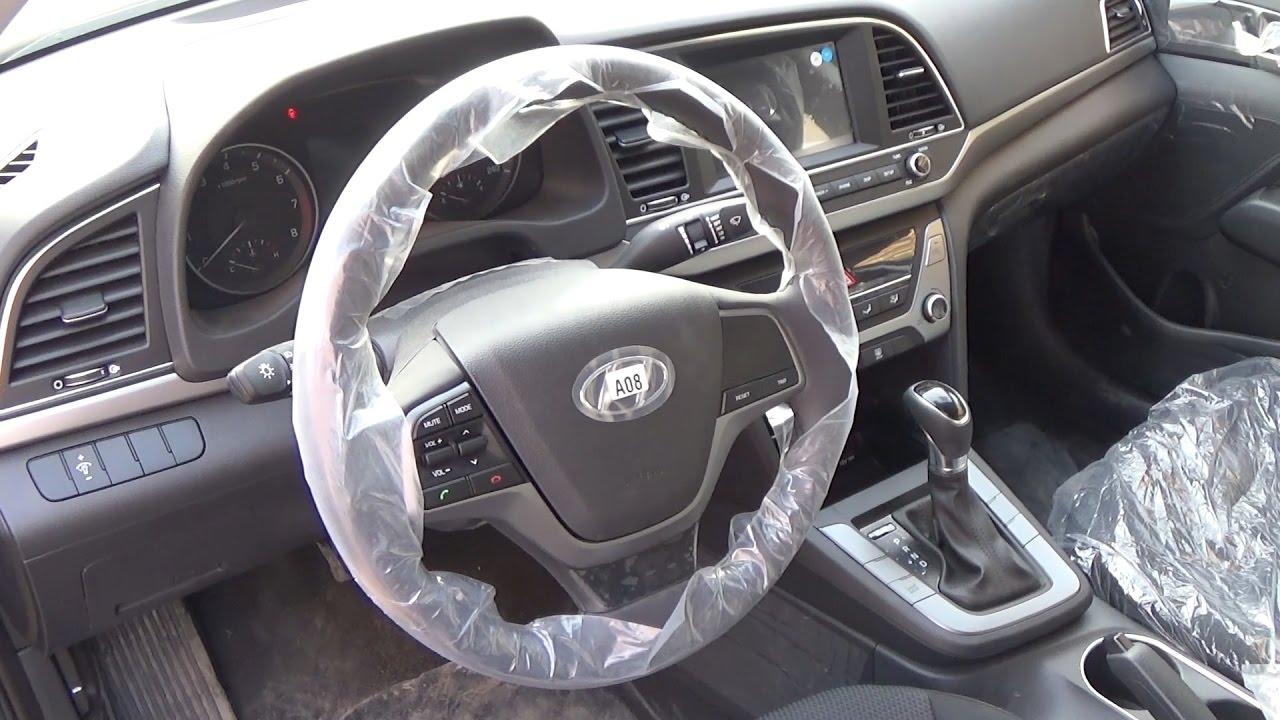 استعراض مواصفات هيونداي النترا Ad 2019 الفئه الثانيه Hyundai Elantra Youtube