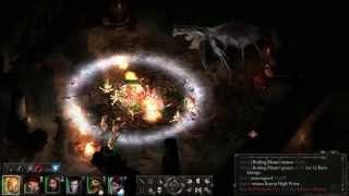 Pillars of Eternity - Drake guardian, Endless paths of Od Nua lvl. 5