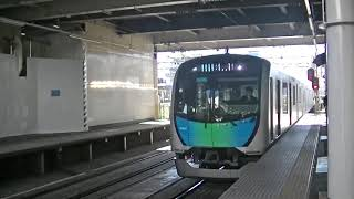 西武鉄道40102F 準急池袋行 所沢入換え