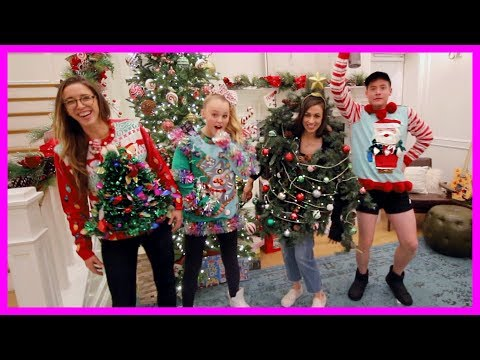 Ugly Christmas Sweater Competition!!!