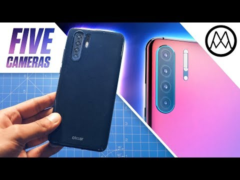 If THIS is the Huawei P30 Pro...