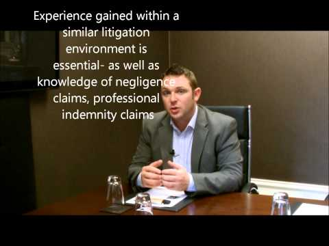 Professional Negligence Solicitor  Based in Belfast