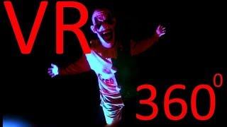 """VR 360 Ужасы - Клоун Тедди """"Clown Teddy"""""""