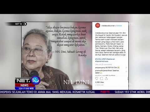 Sekilas Kenangan Tentang NH Dini   NET10 Mp3