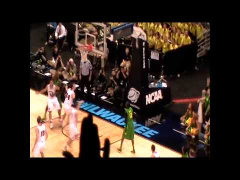2014 NCAA Mens Division I Basketball Wisconsin vs Oregon