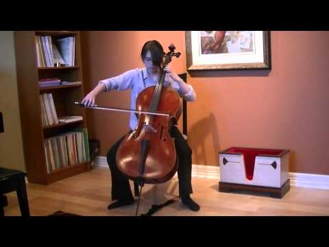 Tchaikovsky Nocturne for Cello & Piano (Op.19, No.4)