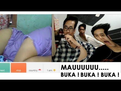 Ome TV Indonesia Yang Binal #2 Ft. Ananta Bima