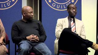 Gambar cover The Black Hollywood Experience: Our History Our Future - Part 1