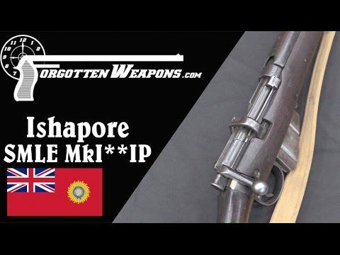 Ishapore SMLE MkI** India Pattern