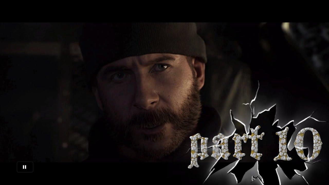 CALL OF DUTY MODERN WARFARE Walkthrough Gameplay Part 10 ...