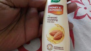 JOY Advanced nourishing Body Lotion Hindi Review