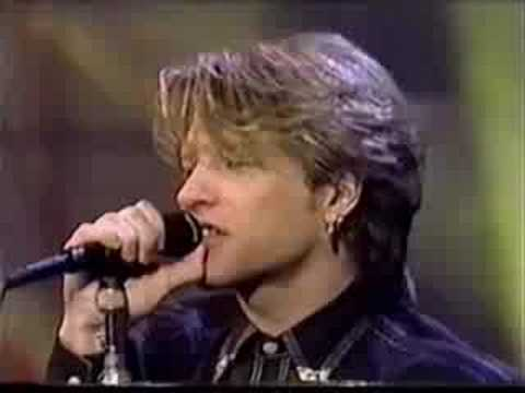 in these arms - bon jovi