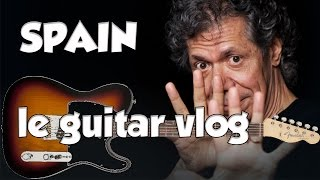 SPAIN CHICK COREA TUTO GUITAR TABS - LE GUITAR VLOG 176