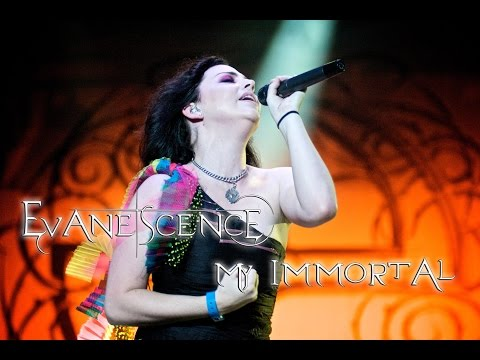 My Immortal (Evanescence) Karaoke Backing Track [REAL SOUNDS]