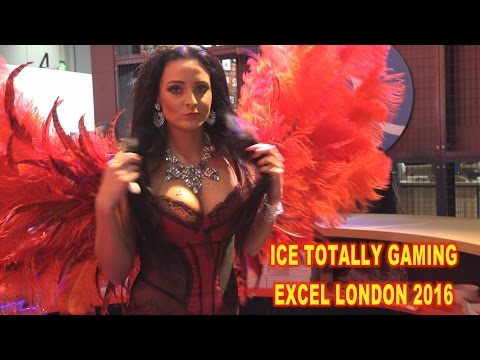 ICE Totally Gaming 2016 - ExCel London - Part 1/2