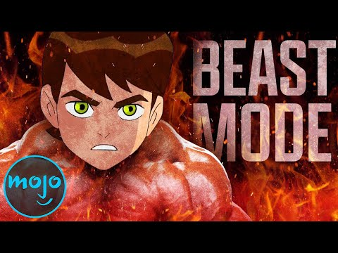 Top 10 Times Ben 10 Characters Went Beast Mode
