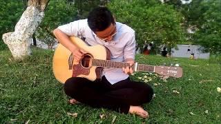 Ed Sheeran - Shape Of You (Fingerstyle Guitar Cover) Full Tabs ( Việt Nam, Hướng dẫn)