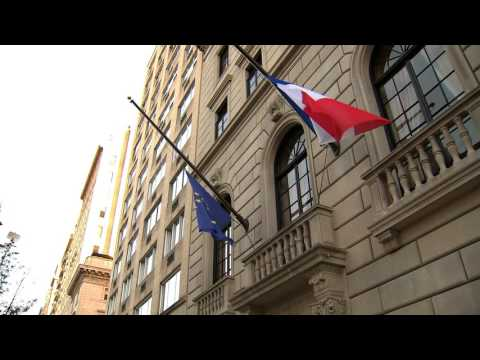 Manhattan NYC French Consulate Building 5th Ave