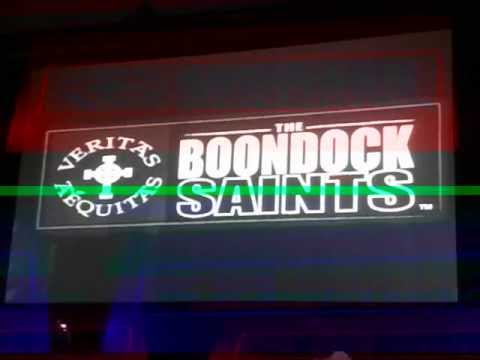 Boondock Saints Game  at SXSW 2012 wTroy Duffy  HD