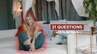 21 QUESTIONS W/ DAISY KEECH | Clubhouse BH
