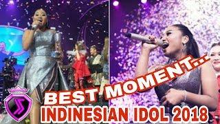 Video Best of maria simorangkir, 5 aksi terbaik Maria Simorangkir juara  indonesian idol 2018 download MP3, 3GP, MP4, WEBM, AVI, FLV Agustus 2018