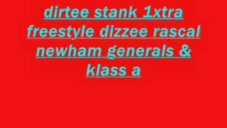 1xtra dirtee stank freestyles
