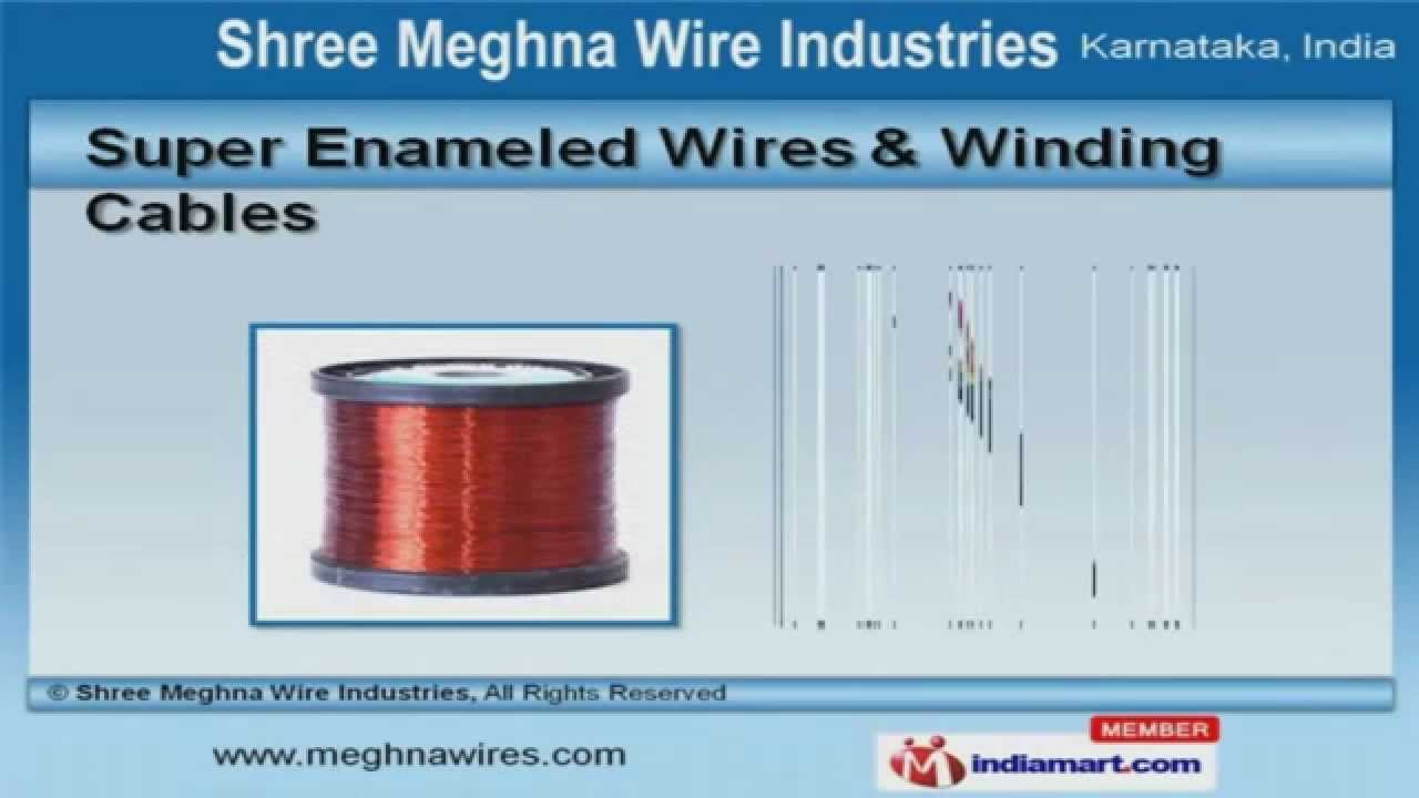 Winding Wires & Cables by Shree Meghna Wire Industries, Bengaluru ...