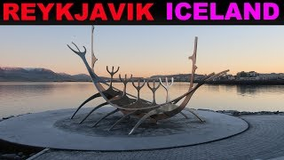 A Tourist's Guide to Reykjavik, Iceland 2018