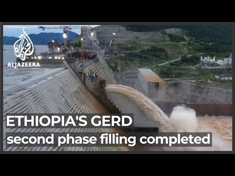 Ethiopia says second filling of Renaissance Dam complete