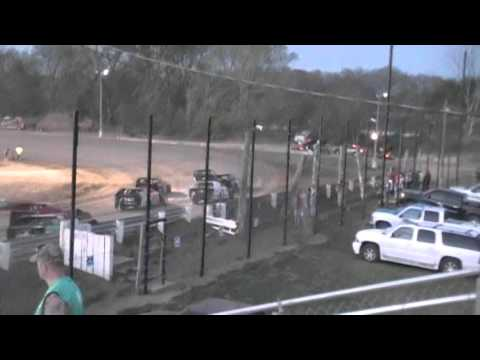Michael Long/Rickey Frankel Feature Quincy Raceways