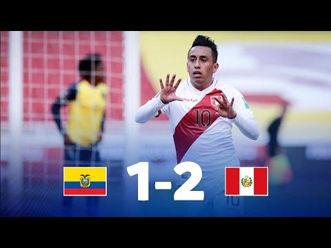 Eliminatorias Sudamericanas | Ecuador vs Perú | Fecha 8