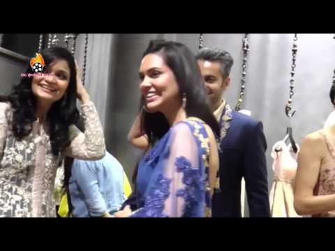 SHYAMAL & BHUMIKA CELEBRATE 1ST ANNIVERSARY OF THEIR STORE WITH ESHA GUPTA & OTHERS