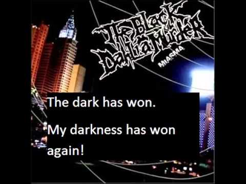 Black Dahlia Murder - Novelty Cross lyric video