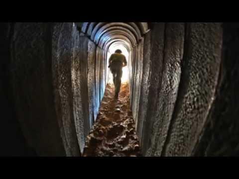 israel gaza terror tunnels