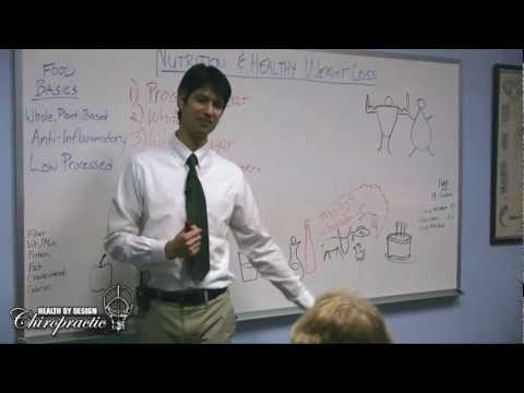 Nutrition & Healthy Weightloss - Dr. Caleb Runne