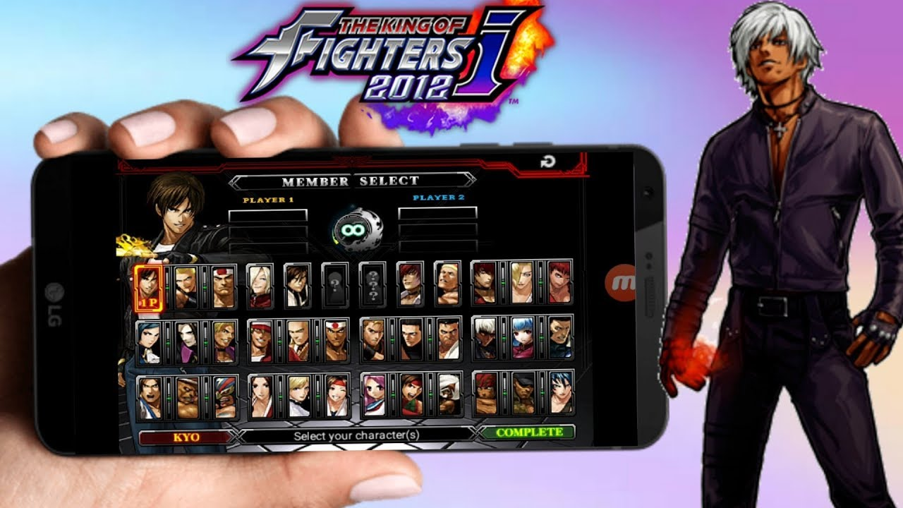 the king of fighters a 2012 f apk free download