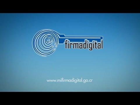 Firma Digital: Autenticación en Internet y firma de documentos electrónicos