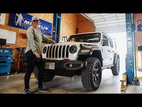 Download TURNING A STOCK JEEP INTO AN EXPEDITION VEHICLE - Going To LIVE In This Jeep! // EFRT S5•E7