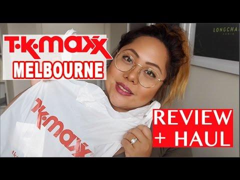 TK.MAXX Australia! Review + Haul   Haul Vlog