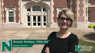 NWMSU | School of Health Science and Wellness | Nursing | Brooke McAtee