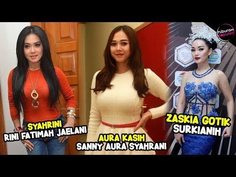 UNIK Dan LUCU!! 10 Nama Asli Artis Indonesia Yang Jarang Diketahui