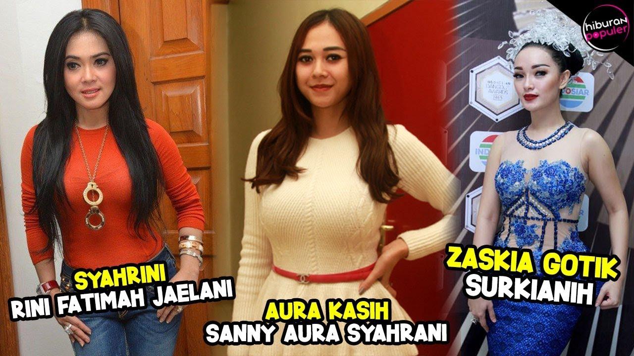 UNIK Dan LUCU 10 Nama Asli Artis Indonesia Yang Jarang Diketahui