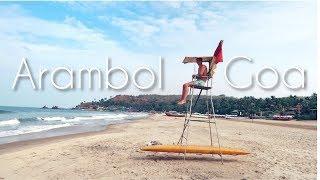 5 Дней в Арамболе, Индия, ГОА | India - GOA - Arambol beach | Обзор отеля Арамболь цены