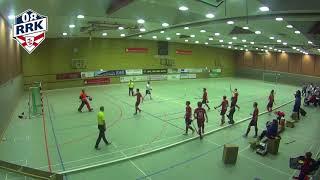 180106 Hallenhockey 2.Bundesliga - RRK 1.Herren vs HG Nürnberg Highlights