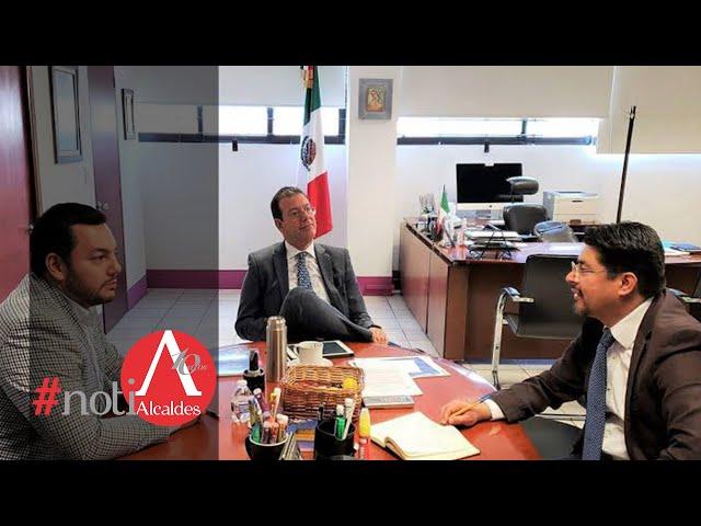 Noti Alcaldes: Ediles de Querétaro y Guanajuato trabajan juntos