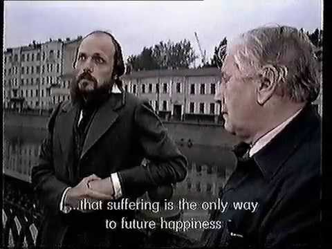Dostoyevsky in 'My Russia' - Peter Ustinov: Достоевский о России.