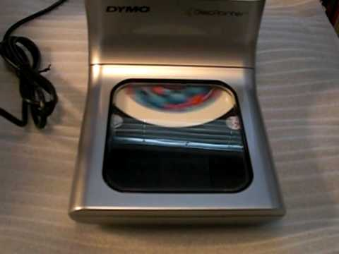 DYMO DiscPainter Drivers for Mac Download