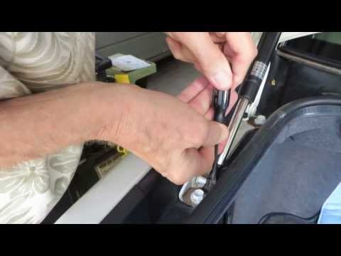 How To Operate The Trunk Valet Switch Lexus Of Pleasa