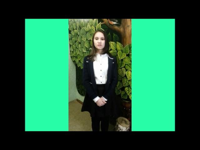 Изображение предпросмотра прочтения – ТатьянаТухватуллина читает произведение «Девочка, прошедшая войну» Т.Е.Лавровой